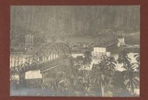 Aanleg Cheribon - Kroja, Java / Aanleg Cheribon - Kroja, 1913-1916, is an album held by the DeGolyer Library, SMU, containing 98 photographs documenting the construction of the railway line between the cities of Cirebon and Kroya, in Java, Indonesia.
