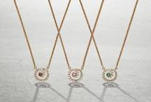 Sweet Pea Collection / Meet William & Son's Sweet Pea collection. Inspired by John Keats and a love of flowers our in-house team designed a young, free collection. An accessible, versatile and classic concept, from a simple pair of earrings in white gold and white diamonds to a bright, modern rose gold, white diamond and emerald pendant. The playful collection is a coming of age, a timeless selection to grow with you.