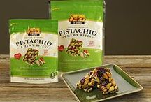 My Favorite Snack: Setton Farms / My favorite snack - Setton Farms Pistachios and Pistachio Chewy Bars! The possibilities of healthy recipes you can make with these products are endless!