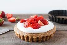 DESSERTS / Sweet desserts of all sorts