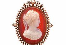 Antique Pendant Necklace / Antique and Estate Pendant Necklaces.