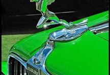 hood / car hood ornament mascot figure