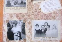 Fotos viejas en las casas / by abrir el tiempo