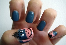 Nails:Disney