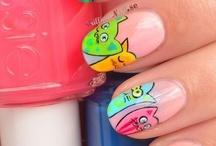 Nails:Cats