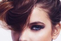 Make ups and hair style