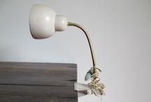 Clip lamps