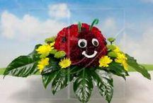 Flores a domicilio / Envía flores a domicilio en toda España, desde la tienda de flores online: https://www.mayoflor.com/flores-a-domicilio Todas son empaquetadas en envoltorios especiales para garantizar la frescura de las flores, su integridad, y máximo cuidado.