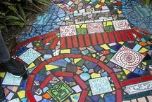art: mosaic / by Maria Brunsdon