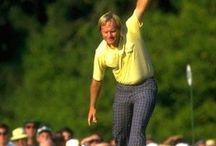 """Jack Nicklaus / Jack William Nicklaus, nicknamed """"The Golden Bear"""", is the most accomplished professional golfer of all time, winning a total of 18 career major championships, 19 second place and 9 third place over a span of 25 years. Nicklaus focused on the major championships (Masters Tournament, U.S. Open, Open Championship, and PGA Championship), and yet still finished with 73 PGA Tour victories, third on the all-time list. See www.nicklaus.com or www.golfpuntacana.com."""