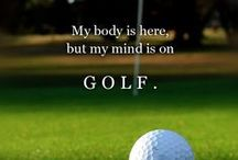 Golf Quotes / Golf is the closest game to the game we call life. You get bad breaks from good shots; you get good breaks from bad shots - but you have to play the ball where it lies. [Bobby Jones]