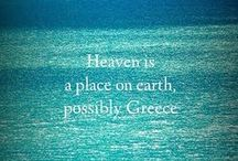 Gorgeous Greece / Island hopping in Greece! / by Renate Russouw