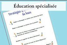 Éducation spécialisée / Parce que les enseignants en éducation spécialisé on besoin de produits adaptés, nous vous proposons ces produits, fabriqués par des enseignants en éducation spécialisée. Rendez-vous sur www.mieuxenseigner.com