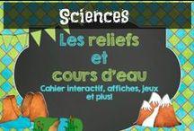 Sciences & biologie / Étudier la démarche scientifique, les matières ou les transports aériens, découvrez dans cette partie des activités amusantes pour initier les enfants aux sciences. http://www.mieuxenseigner.com