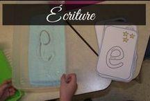 Activités d'écriture / Bien écrire, c'est un fondement de l'enseignement des enfants. www.mieuxenseigner.com vous propose des cahiers d'activités et autres ressources pédagogiques utilisables en cours ou pour l'enseignement à domicile.