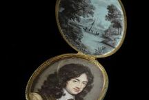 'Warts and All: The Portrait Miniatures of Samuel Cooper' / A loan exhibition of works by Samuel Cooper, Van Dyck in little. 13 November - 7 December 2013