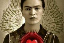 Frida Khalo / Images of Frida
