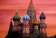 Russia / by Renate Russouw
