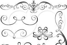 Decorating designes