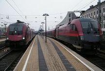 Moje podróże kolejowe