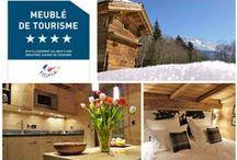 nos locations coups de coeur / Notre sélection parmi les plus jolis meublés de tourisme de meublés-classés www.meublesdetourisme.com