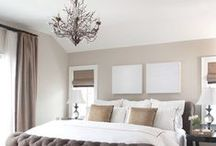Bedroom / Ideas and inspiration for creating the perfect bedroom