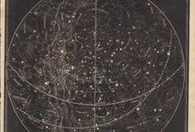 Celestial Maps / Antique Maps of the Stars, Heavens and Planets
