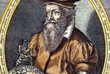 The Men who made our Maps! / Ever wonder why books of maps are called Atlases? Ever heard of Mercator Projections? Learn more about the men who made our maps, and the influence they had