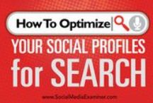 SEO Tools & Tips / SEO tools & tips for content marketers and website builders.  / by Mary McGurn