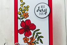 Stampin' Up! Crafty Cupcakes Team UK & Netherlands / This board is to display all the wonderful creations made by the  Crafty Cupcakes Team & Friends Stampin' Up Demonstrators
