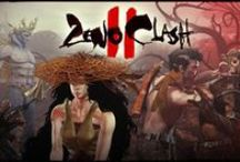 Zeno Clash 2 / Zeno Clash 2 is a first-person fighting video game with a deep storyline set in a punk fantasy world, available for PC, PS3 and Xbox 360.  Official website: http://www.zenoclash2.com/  Get it on  Steam: http://store.steampowered.com/app/215690/  Xbox Live: http://marketplace.xbox.com/Product/Zeno-Clash-2/66acd000-77fe-1000-9115-d80258411277  PlayStation 3: https://www.playstation.com/en-us/games/zeno-clash-2-ps3/