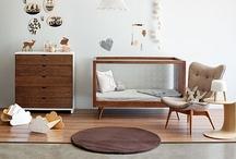 Kids rooms, nursery and baby gear / by Bren