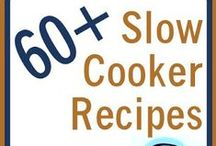 Crock Pot Recipes / by Christine Mast Kivett