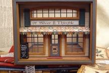 Our Miniature Quilt Shop