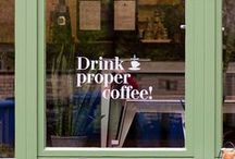 Cafés etc. inspiration...