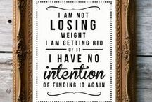 Motivation/Inspiration / by St. Francis Surgical Weight Loss Center
