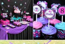 baby showers / bachelorettes and such / ideas