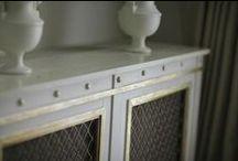 Justin Van Breda London collection pieces / Furniture Designed by Justin Van Breda