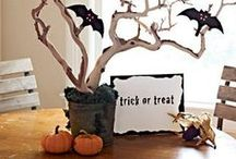 Halloween Fun / Pin Halloween decorations, spooky tablescapes, do-it-yourself crafts, recipes and more from Waechtersbach USA!
