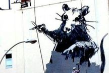 idcaption⎪Street Art Animal / Animals only ! Mainly street art and art installation.