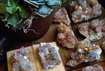 Crystals / by Apryl Sharp