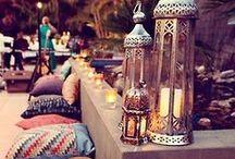 Maroccan Cocooning