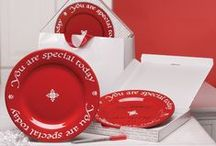 You Are Special Today / The You Are Special Today Plate from Waechtersbach - a tradition dating back to the times of early Americans. Make a member of your family feel special today by serving their dinner on the Red Plate.