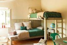 #kids #bed / Piccoli letti per piccole creature....Nel colore e nella comodità!