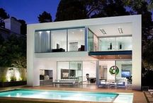 Modern houses / In the search for the dream house