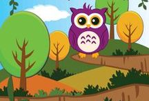 Fruit Safari / An exciting match 3 game for all ages