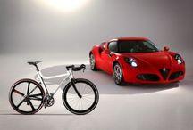 Alfa Romeo Bicycles / Alfa Romeo Compagnia Ducale