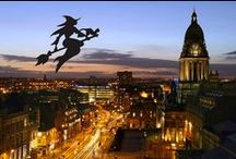 Halloween in Leeds / Are you ready to be frightened in one of the most haunted cities in the U.K?