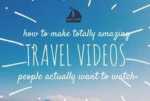 TRAVEL VIDEO: Tipps / Wir sammeln Tipps für bessere Reisevideos. / How to make great travel videos!