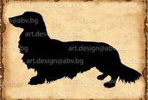 VECTOR DOGS / VECTOR DOGS in ETSY